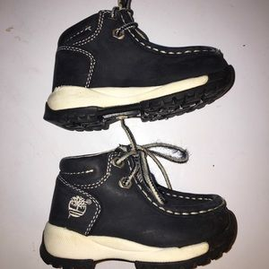 Timberland Waterproof Blue Size 5.5 Toddler Boots